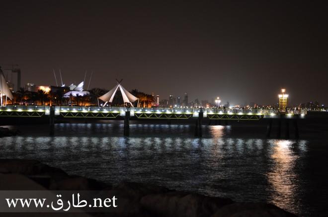 ممشى النادي العلمي في الكويت