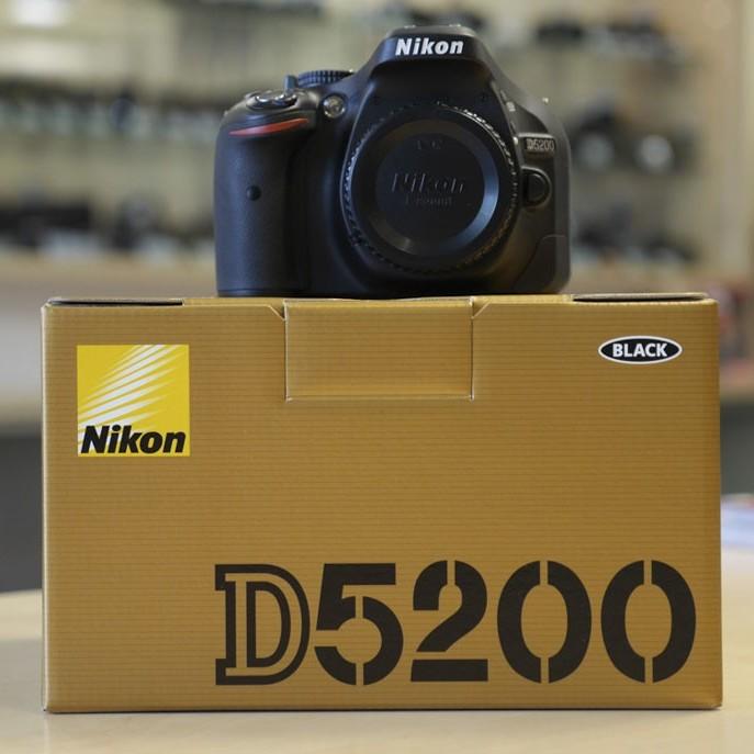 نيكون d5200