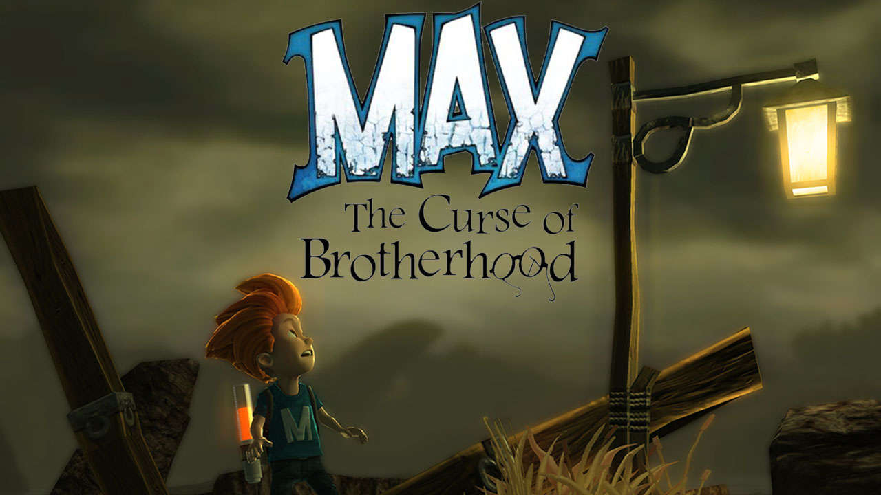 لعبة ماكس لعنة الأخوة للـ أكس بوكس