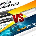 مقارنة لوحة تحكم سي بانل Cpanel مع غريت هوستس